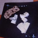 ダイニングキッチン54 - チーズの盛り合わせ