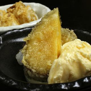 デザート天ぷら