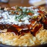 Jozen - 料理写真:お好み焼き ランチスペシャル大