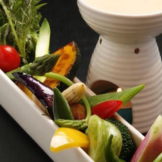 京野菜を中心とした、季節の野菜をお届けします。