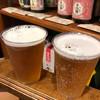 坂本屋酒店 - ドリンク写真:空&川