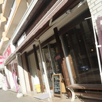 N's cafe RS - おそと
