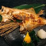 生け簀の甲羅 - 笹ガレイ