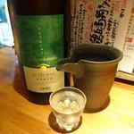 呑み食い処 希林 - 賀茂金秀特別純米酒