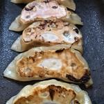北海道らーめん 麺屋 たかまさ - 餃子