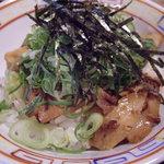 紀州和歌山ラーメン あじゅち屋 - あじゅちゃ丼