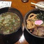 あづま家 - つけ麺