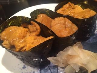 日本料理 みゆき - 赤雲丹