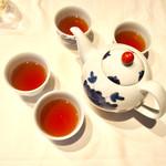 メゾン・ド・ユーロン - ライチ茶