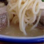 五十嵐食堂 - 麺リフト