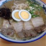 五十嵐食堂 - ラーメン大 (600円)