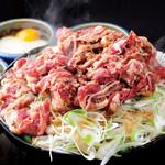 小樽食堂 - 十勝ジンギスカン(コースのみ)