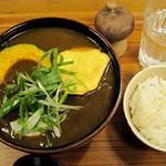 レンゲ - 料理写真:カレーうどん