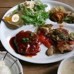 グリーンカフェ - 料理写真: