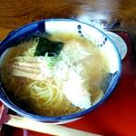 ふくら食堂 - 料理写真:中華そば600円。