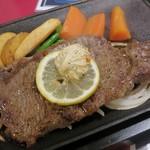 レストランせんごく - ・「サーロインステーキ 200g(\2180)」