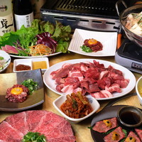 生肉専門店 焼肉 金次郎 - 獺祭をはじめ、幻の虎マッコリも取り扱っておrます
