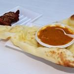 クマール - チキンカレーとタンドリーチキン
