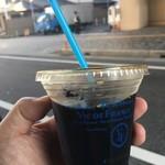 ヴィドフランス - アイスコーヒー¥276 (テイクアウト)