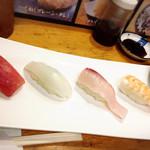 活兵衛 - お寿司4カンセット♩