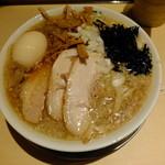 麺工 豊潤亭 - 特製中華そば並