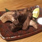 和膳和酒 油屋 - どんこ椎茸塩焼き