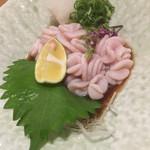和膳和酒 油屋 - 鱈の白子ポン酢
