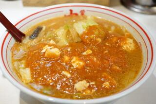 蒙古タンメン中本 渋谷店 - 蒙古タンメン (¥800)