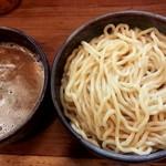 京都千丸しゃかりき - 濃厚魚介つけ麺