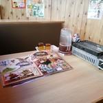 目利きの銀次 - 【2016.11.12(土)】テーブル席