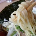 目利きの銀次 - 【2016.11.12(土)】まぐろラーメンの麺