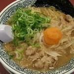 丸源ラーメン - 肉そば