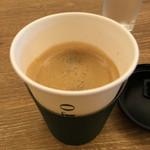 58711887 - モーニングホットコーヒー                       まだ飲んでませんよ(笑)