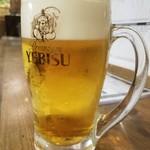 58712304 - 生ビール(590円税別)