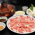 【売れ筋】 【水土日限定】豚ロース食べ放題コース
