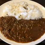 ペッパー カリー - ペッパーカレーM 980円(税込)