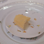 リストランテ 濱崎 - パルミジャーノレジャーノチーズのクロカンテ