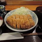 とんかつ武蔵野 - 2016 昼
