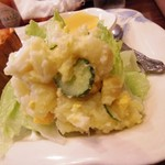 モカ - サラダ