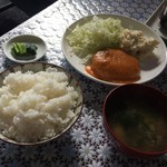 山中食堂 -