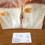 ニューSつるが - 角食と山型パン