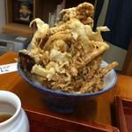 58719033 - 野菜の天丼¥650