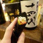 寿司処 鶴と亀 -