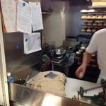 パン工房鳥居平 - ぶどうパン製作状況