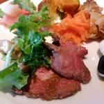 MAIN DINING CABANA -