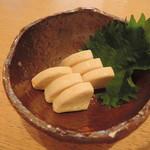 58723239 - クリームチーズ味噌漬け
