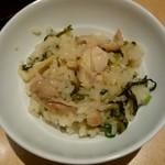 菜な - 旬の土鍋御飯