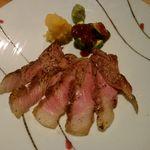 菜な - 糸島豚の炙り焼き:980円
