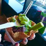 祇園辻利 - 甘さと苦味が流石です!!毎日食べたい♡