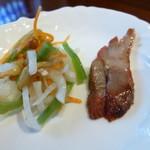Shanghai Dining 状元樓 - 前菜2種